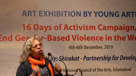 End Gender-Based Violence in the World of Work 4th – 6th Dec 2019